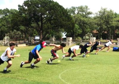 Athlete smaller sprinting (1)